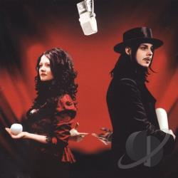 White Stripes - Get Behind Me Satan CD Cover Art