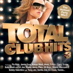 Total Club Hits, Vol. 3 CD Cover Art