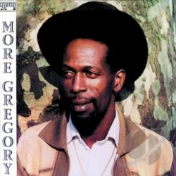 Isaacs, Gregory - More Gregory CD Cover Art