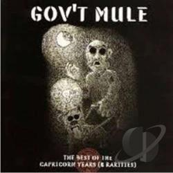 Gov't Mule - Best of the Capricorn Years CD Cover Art