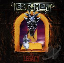 Testament - Legacy CD Cover Art