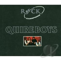 Quireboys - Rock Champions CD Cover Art