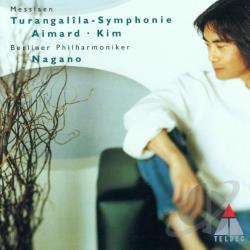 Aimard / Bpo / Kim / Messiaen / Nagano - Messiaen: Turangalila-Symphonie CD Cover Art