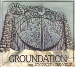 Groundation - Hebron Gate CD Cover Art