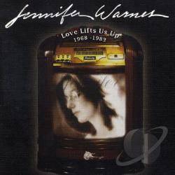 Warnes, Jennifer - Love Lifts Us Up: A Collection 1969-1983 CD Cover Art