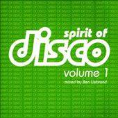 Spirits Of Disco V.1 CD Cover Art
