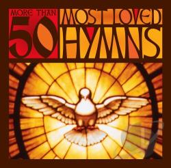 More Than 50 Most Loved Hymns CD Cover Art