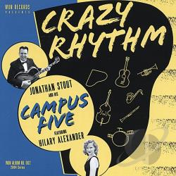 Stout, Jonathan - Crazy Rhythm CD Cover Art