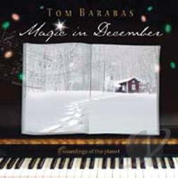Barabas, Tom - Magic in December CD Cover Art