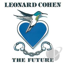 Cohen, Leonard - Future CD Cover Art