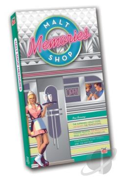 Malt Shop Memories CD Cover Art