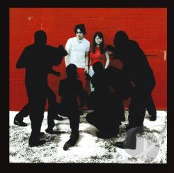 White Stripes - White Blood Cells CD Cover Art