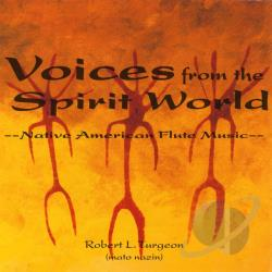Turgeon, Robert - Voices From The Spirit World CD Cover Art