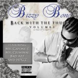 Bone, Bizzy - Back with the Thugz, Pt. II CD Cover Art