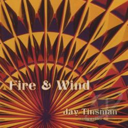 Tinsman, Jay - Fire & Wind CD Cover Art
