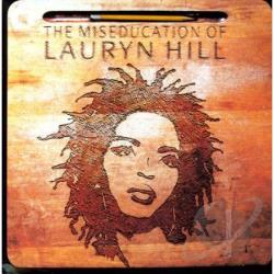 Hill, Lauryn - Miseducation of Lauryn Hill LP Cover Art