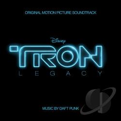 Daft Punk - Tron: Legacy CD Cover Art