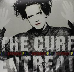 Cure - Entreat LP Cover Art