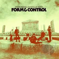 Phenomenal Handclap Band - Form & Control LP Cover Art