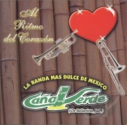 Banda Cana Verde - Al Ritmo Del Corazon CD Cover Art