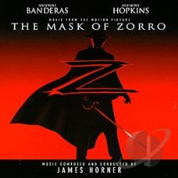 Mask Of Zorro - Mask Of Zorro CS Cover Art