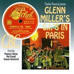 Miller, Glenn - G.I.'s in Paris 1945 CD Cover Art