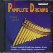 Nicolai, Stefan - Panflute Dreams CD Cover Art