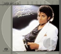 Jackson, Michael - Thriller SA Cover Art