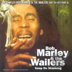 Marley, Bob & The Wailers - Keep On Shankin CD Cover Art