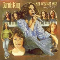 King, Carole - Her Greatest Hits: Songs of Long Ago CD Cover Art