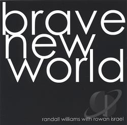 Israel / Williams - Brave New World CD Cover Art