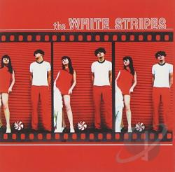 White Stripes - White Stripes CD Cover Art