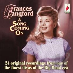 Langford, Frances - Song Coming On CD Cover Art