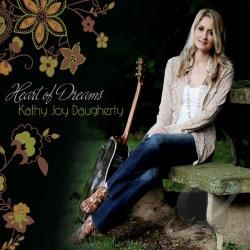 Kathy Joy Daugherty - Heart of Dreams CD Cover Art