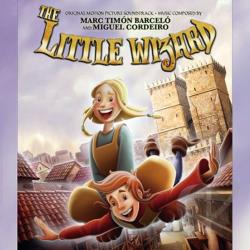 Little Wizard CD Cover Art