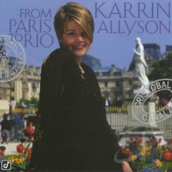 Allyson, Karrin - From Paris to Rio CD Cover Art