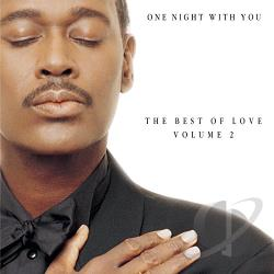Vandross, Luther - One Night with You: The Best of Love, Vol. 2 CD Cover Art