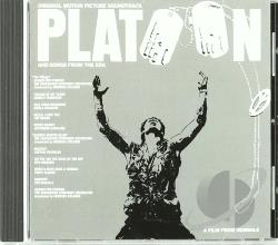 Platoon (And Songs from the Era) CD Cover Art
