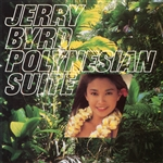 Byrd, Jerry - Polynesian Suite CD Cover Art