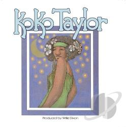 Taylor, Koko - Koko Taylor CD Cover Art