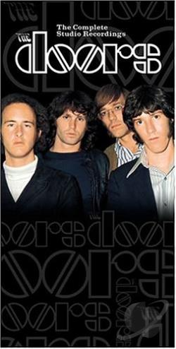 Doors - Complete Studio Recordings CD Cover Art