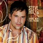 Holy, Steve - Brand New Girlfriend CD Cover Art