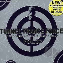 Tunnel Trance Force V.32 CD Cover Art