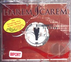 Harem Scarem - Overload CD Cover Art