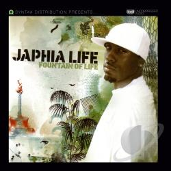 Japhai Life - Fountain of Life CD Cover Art