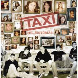 Taxi - Mil Historias CD Cover Art