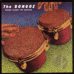 Bongos - Drums Along The Hudson CD Cover Art