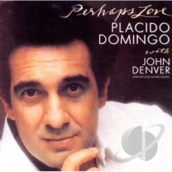 Domingo, Placido - Perhaps Love CD Cover Art