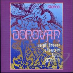 Donovan - Gift From A Flower To A Garden CD Cover Art