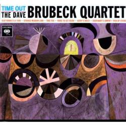 Brubeck, Dave / Brubeck, Dave Quartet - Time Out LP Cover Art